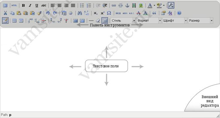 редактор иконок: